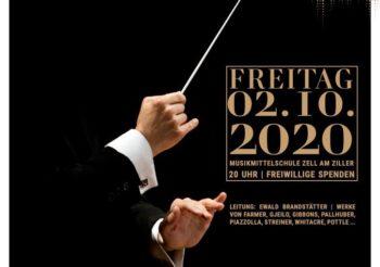 Konzert, 2.10.20